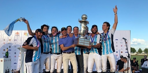 ARGENTINA CHAMPIONS OF POLO WORLD CUP -Argentina, campeón Mundial FIP